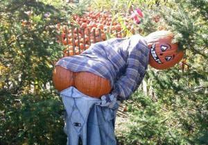 Halloween Butt