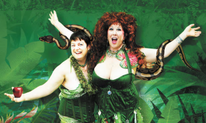 Annie Sprinkle and Beth Stephens on Ecosexuality