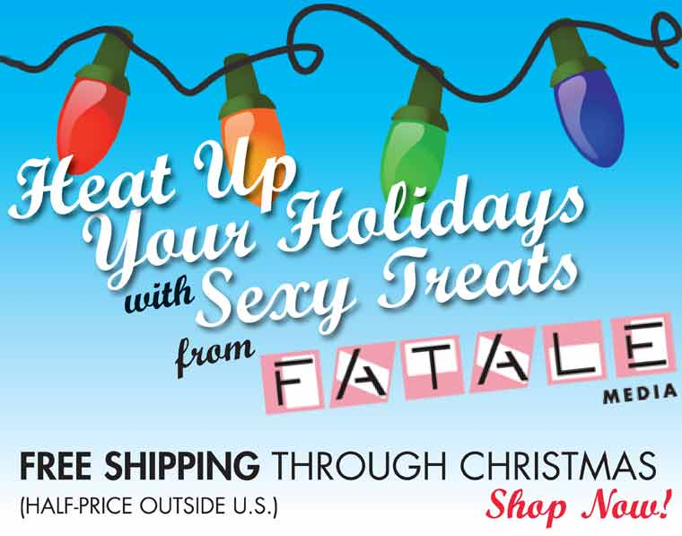 Special Offer Free Shipping at Fatale Through Christmas