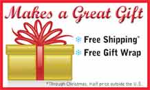 Free Shipping Free Gift Wrap at Fatale Media
