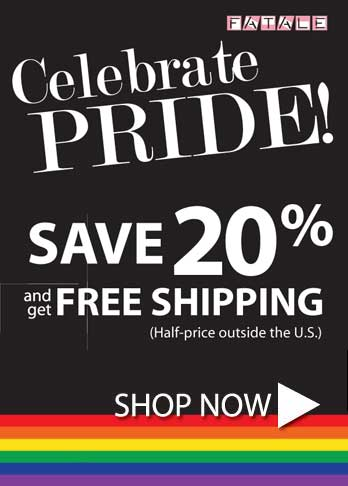 Gay Pride Sale 2013