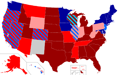 Same sex marriage in the USA as of May 15 2013