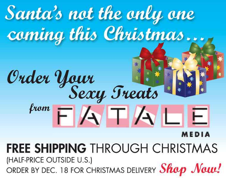 Free Shipping at Fatale through Christmas