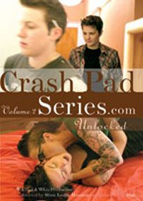 The Crash Pad Series, Volume 2 - Unlocked - Lesbian Sex DVD