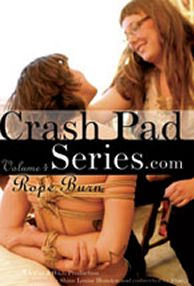 The Crash Pad Series Volume 4 – Rope Burn –  Lesbian Sex DVD