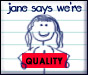 Jane's Guide Quality